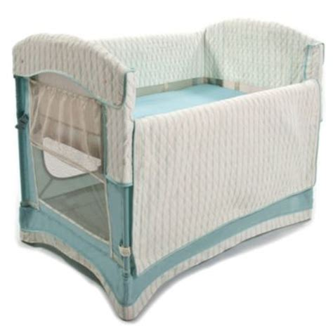 pack and play bed pack n play 174 with bassinet from buy buy baby