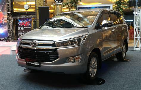 Ac Duduk Di Makassar spesifikasi dan harga toyota innova q terbaru 2016 makassar