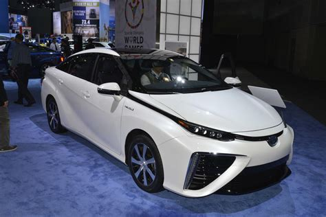pimped lexus 2017 toyota mirai fuel cell sedan 2014 la auto