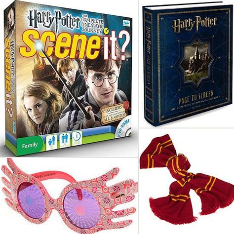 birthday gifts for harry potter fans 60 magical presents for harry potter fans oakley my
