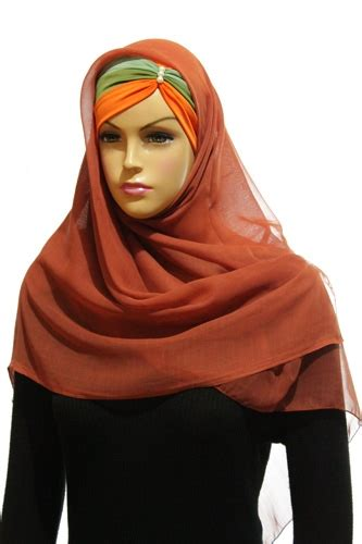 Jilbab Katun 2 jilbab katun plus inner merah bata 02 500 215 500 grosir jilbab