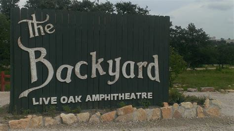 the backyard bee cave the backyard at bee cave the final year for the live oak