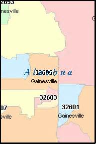 gainesville florida zip code map gainesville florida fl zip code map downloads