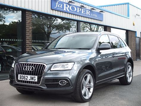 Second Hand Audi Q5 by Second Hand Audi Q5 2 0 Tdi Quattro S Line Plus S Tronic