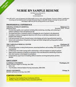 Resume Certification Section Sle exle of resume with certification