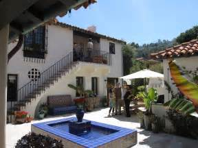 style courtyards hacienda style courtyard for the home