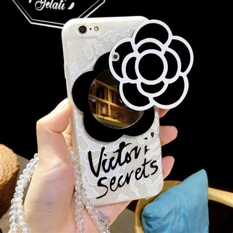 Soft Black White Flower For Iphone 6 6s secret cases promotion shop for promotional secret cases on aliexpress