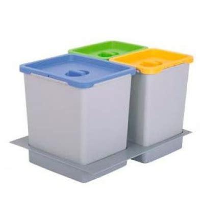 cubo basura cocina cubo basura para cajones de cocina