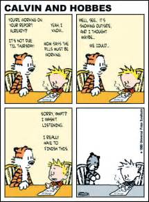 The story behind the fake final calvin and hobbes strip quora