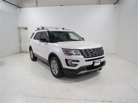 Explorer Roof Rack by Thule Roof Rack For 2016 Ford Explorer Etrailer
