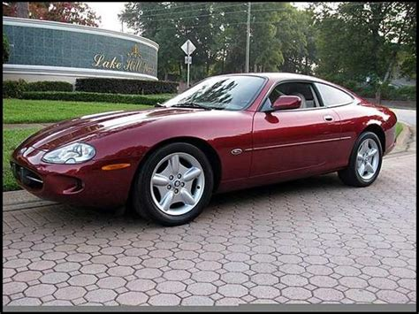 1997 jaguar xk8 1997 jaguar xk8 photos informations articles