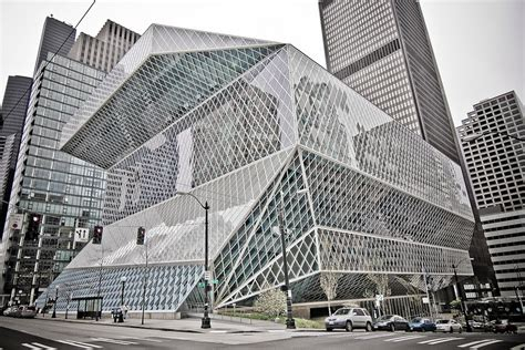 Seattle Public Library Floor Plans by 35 Buildings So Bizarre That You Won T Believe They Exist