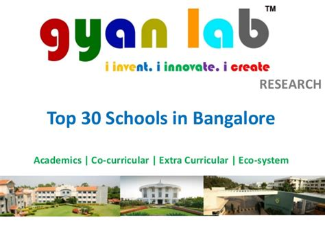 Top 5 Mba Schools In Bangalore by Top 30 Schools In Bangalore