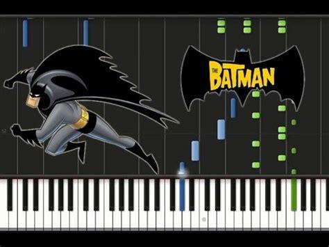 batman theme music youtube the batman theme song synthesia tutorial youtube