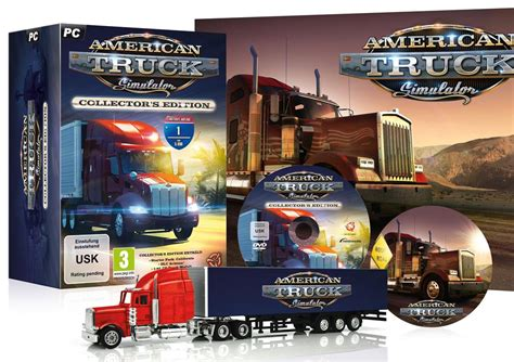Dvd Truck Simulator 2 Include All Dlc unboxing american truck simulator collectors edition american truck simulator mod ats mod