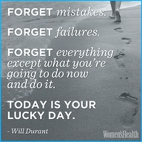 Today Is Your Lucky Day by Mistake Quotes Pictures And Mistake Quotes Images 73