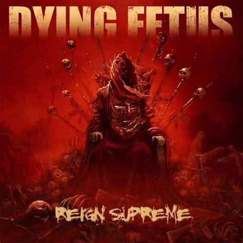 Kaos Dying Fetus Df 05 dying fetus supreme encyclopaedia metallum the
