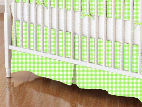 Buy Buy Baby Crib Skirt by Crib Skirt Green Home