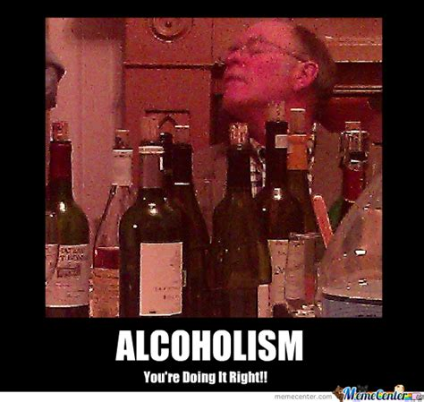 Alcoholism Meme - alcoholism by achatyla meme center