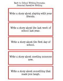 Essay Writing Topics For Grade 4 by The Idea Backpack Made It Monday Back To School Writing Prompts