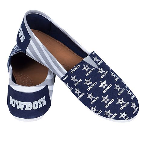 dallas cowboys sneaker slippers footwear other womens cowboys catalog dallas