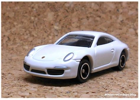 Takara 164 No 117 Porsche 911 1 miniaturecardays トミカ ポルシェ 911 カレラ