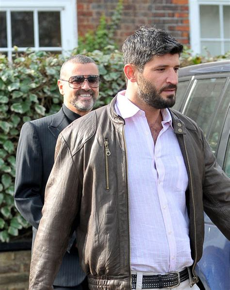 george michael s ex fadi fawaz to be kicked out of star s george michael cements love for fadi fawaz as he denies
