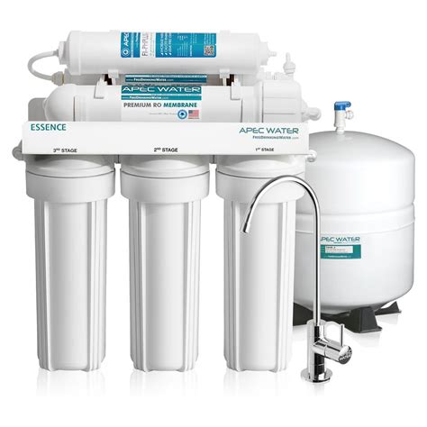 under water filter system apec water systems essence premium quality 75 gpd ph