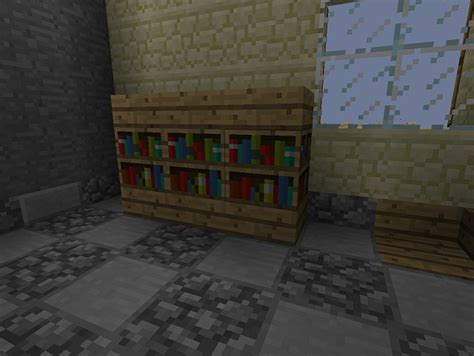 woodwork bookshelf design minecraft pdf plans