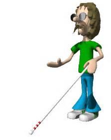 A Blind Man Cartoon Blind Man Cliparts Co