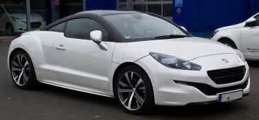 Peugeot Sport Cars Peugeot Rcz Ma Voiture