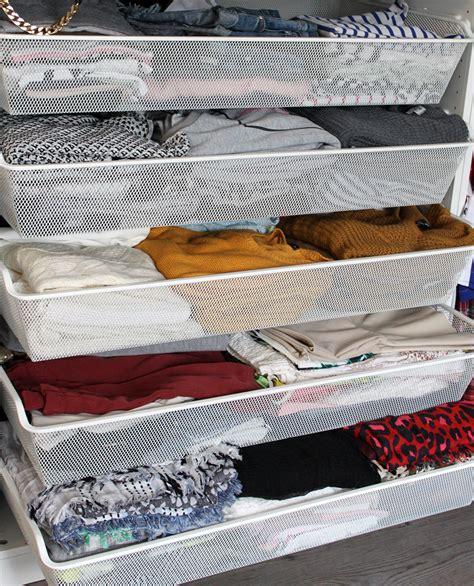 wie ordne ich meinen kleider im schrank richtig wie mache ich meinen kleiderschrank fit f 252 r die neue saison