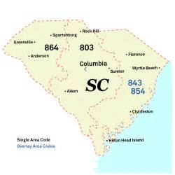 carolina area codes map nanpa number resources npa area codes