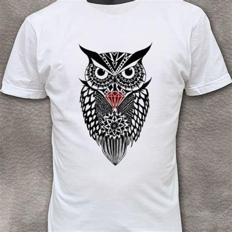 T Shirt Black Owl black owl t shirt armosport