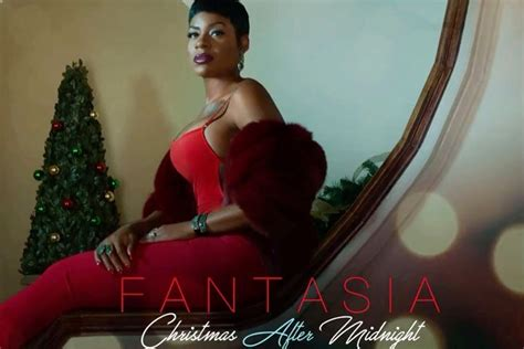 Fantasia New Album Out Today by Fantasia Announces After Midnight Tour Dates
