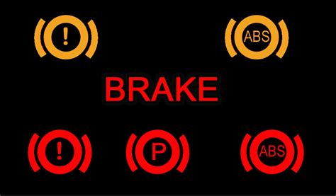 What Does It When Your Brake Light Is On by Dodge Ram 1994 Present Warning Lights Dodgeforum