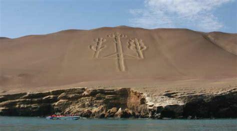 candelabro de paracas peru el candelabro de paracas es declarado patrimonio cultural