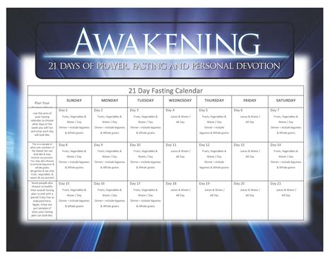 fast like daniel 21 days that will change your books awakening