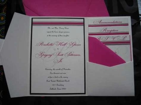 wedding invitation with pocket pocket wedding invitations smile you re at the best