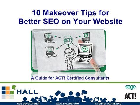 is better for seo 10 makeover tips for better seo on your website