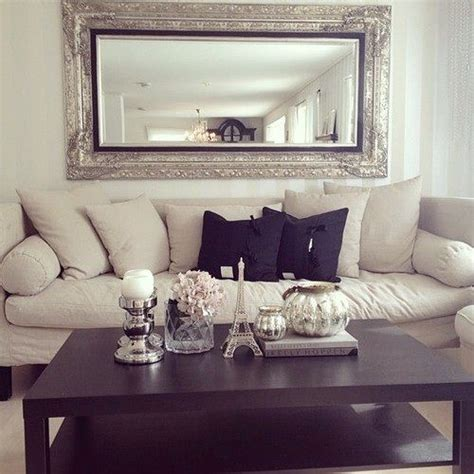 mirrors for living room decor mirror couch and the mirror on pinterest