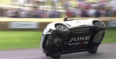 Schnellstes Auto Weltrekord by Weltrekord Im Nissan Juke Schnellste Meile Auf Zwei