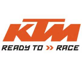 Ktm Ready To Race Logo Ktm Ready To Race Vector Logo