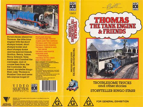 ebay com au thomas the tank engine troublesome trucks vhs video pal a