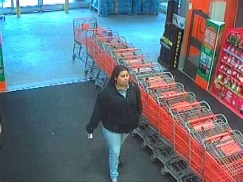 do you who this home depot identity thief is