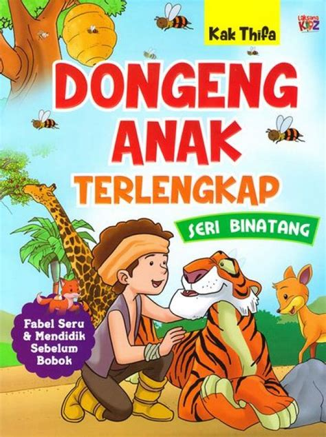 Buku Anak Seri Mengenal Hewan bukukita dongeng anak terlengkap seri binatang