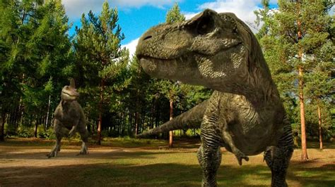 film dinosaurus rex dinosaurs t rex vs spinosaurus the reason why they