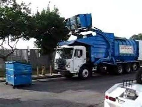 Garden Grove Disposal Garden Grove Disposal Truck 2380