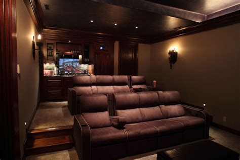theatre room furniture