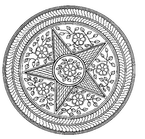 mandala coloring pages therapy coloring mandalas are for creating a mindful